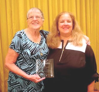 Barb and Angela - Humana Award